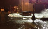 Superstorm Sandy Leaves New York in its Wake