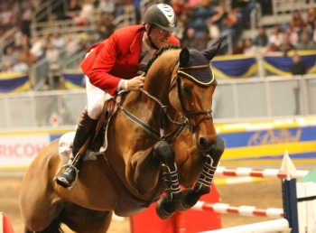 MASTER EQUESTRIAN: Ian Millar, a silver medallist in the 2008 Olympic equestrian team, will compete in the first Agri-Sport All-Star Weekend in Ottawa.