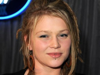 American Idol's Crystal Bowersox finalists in Los Angeles, California. Bowersox, came in second place last night on FOX's American Idol.  (Kevin Winter/Getty Images)