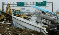 Major Destruction in Ike Aftermath
