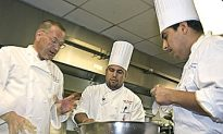 Chef Creates Historical Dinners for Worthy Causes