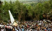 Indian Airliner Crashes in Valley, Killing 158