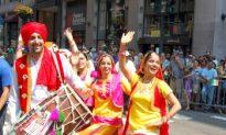 India Day Parade: Bollywood Style