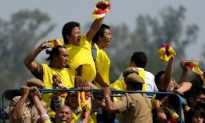 Tibetans Detained Outside Chinese Embassy in New Delhi