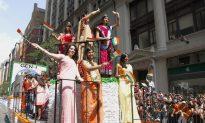 India Day Parade Brightens Madison Avenue