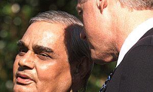 India's Ex-Prime Minister in ICU