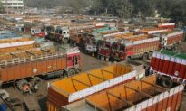 Eight-Day Motor Strike In India Ends