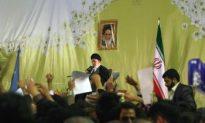 Iran Accuses West of Plotting Civil War