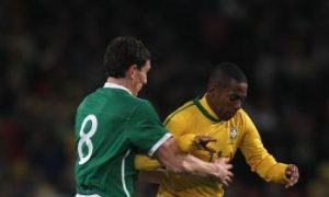 Brazil Turns Up the Style Against Ireland