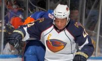 Isles Defeated by Playoff Hungry Thrashers