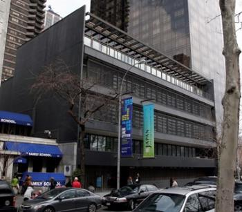 The Japan House headquarters on east 37th Street was recently given landmark status. (Tim McDevitt/The Epoch Times)