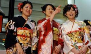 Japanese Women Bring Life Expectancy to New High