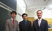 Indian Entrepreneurs Win Idea Competition