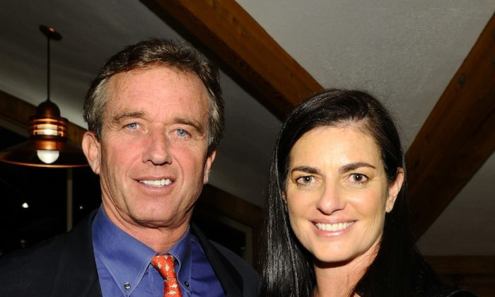 Robert F. Kennedy Jr. and Mary Kennedy attend the gala fundraiser in support of the Waterkeeper Alliance on Dec. 4, 2010 in Salt Lake City, Utah. (Michael Buckner/Getty Images)