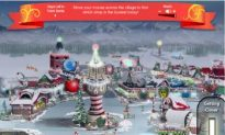 Santa Tracker From NORAD to Begin on Christmas Eve (Video)
