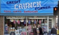 Small Firms in U.K. Struggling to Get Credit Despite Bailout