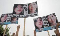 U.S. Journalists Sentenced to 12 Years in North Korean Prison