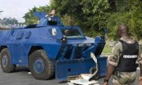 Insurrection on French Caribbean Islands