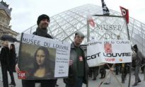 Strikes Force National Museums in France to Close