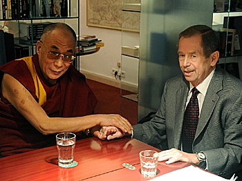 Czech Minister Honors Anniversary of Tibetan Uprising