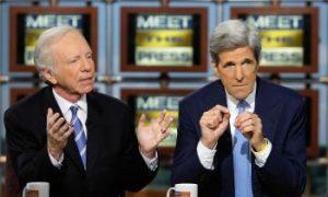 Ex-Dem Nominees Joust over Presidential Hopefuls