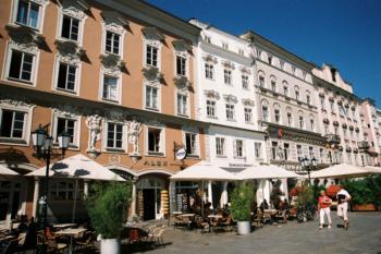 Adlerhof [Eagle's Courtyard] at the St. Florian Abbey (Bernd Kregel)
