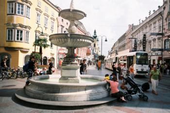 A Fountain at Landstrasse (Bernd Kregel)