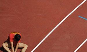 Pressure Hobbles China's Champion Hurdler