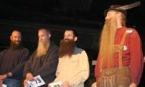 Beard and Mustache Competition in Brooklyn