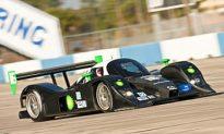Dyson Racing Tests New Mazda Lola at Sebring
