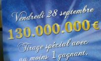 Belgian Lottery Winner Gives Over 3.5 Million Euros to Charity