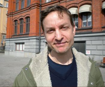 Olivier Pessot, Stockholm, Sweden.