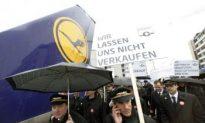 On-Again, Off-Again Lufthansa Airline Strikes