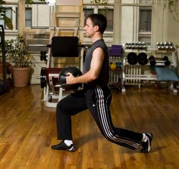 Move of the Week: Forward Lunge