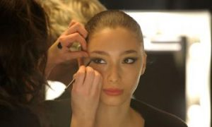 Backstage Beauties Show Off Fall Makeup