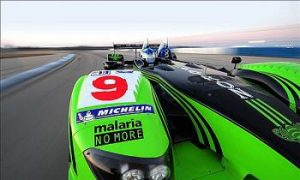 Patrón Highcoft Racing to Fight Malaria
