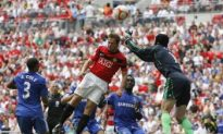 It's Chelsea against Man U