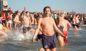 Polar Bear Plunge: Coney Island Tradition Grows