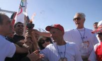 Marathon for Peace Launched in Israel