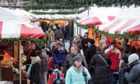 Outdoor Holiday Markets Bring Charm to Gift Shopping