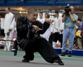 Chinese Martial Arts Preliminaries Brings International Talent to Fore