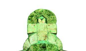 Mayan Jade Masks Tell of Pre-Columbian Civilization