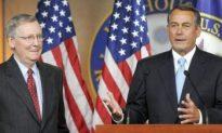 Senate Vote Will Advance Budget Talks, Barely