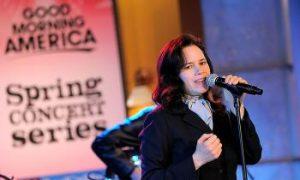 Natalie Merchant Releases Double Disc Album