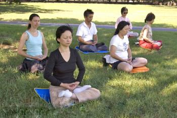 Meditation Associated With Better Brain Connections