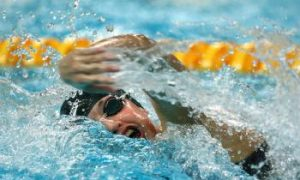 Olympic Committee Make Irish Swimmers Remove Lucky Caps