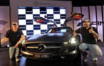 Consumer Demand Returns for German Luxury Autos
