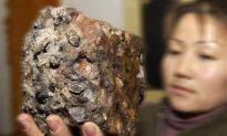 'Meteorite Man' Wants Chunk of Canada Meteorite