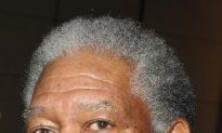 Morgan Freeman Seriously Injured in Car Crash