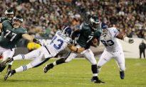 Michael Vick's 2 TDs Lead Eagles Over Colts